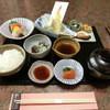 和楽庵かだん - 料理写真:料理 : 今回は予約なしでしたので\1,500の和楽御膳にしました。