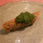インド料理 想いの木 - シーシカバブ