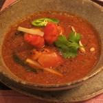 インド料理 想いの木 - チェトナットプラウンカリー