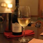 インド料理 想いの木 - Cathedral Cellar  2012  Chardonnay