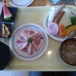 20721310 - 上豚焼肉定食(ランチ)