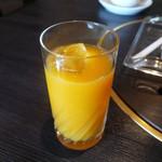 季楽 - 100%オレンジジュース