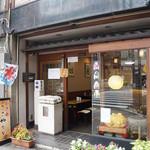 ささやなぎ - お店は名古屋駅から歩いて10分ちょっとのところにあります。