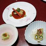 小川家 - 料理写真:夕食