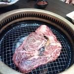 焼肉白李 -