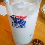 コメダ珈琲店 - 2013.8.19 アイスミルクコーヒー ¥380