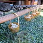 草津ガラス蔵1号館 - 草津の源泉で作られてます