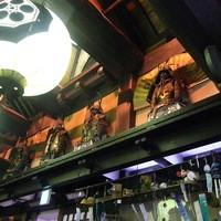 桃李庵-店内