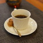 キャラバン ステーキ専門店 - コーヒー