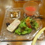 みやび亭 - 前菜~