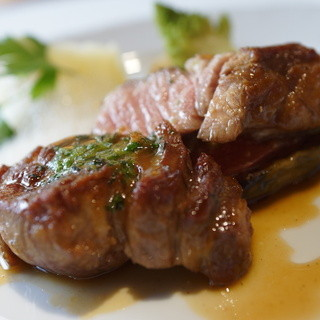 レストラン・マッカリーナ - 料理写真:仔羊のロースト