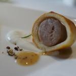 レストラン・マッカリーナ - 自家製ソーセージのクルート