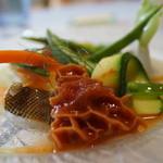 レストラン・マッカリーナ - 前菜盛り合わせ