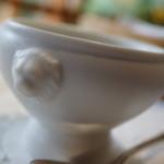 レストラン・マッカリーナ - スープの器