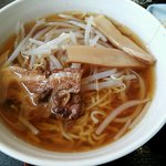 20731204 - 日替わりランチ牛肉の野菜炒め(680円)