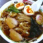 いまの家 - ラーメンと塩煮タマゴ◎2013/8