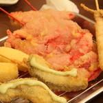 ヤマハチ商店 - 串カツその2