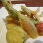 20733793 - 夏野菜天ぷら