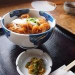Kashiwaya - カツ丼