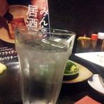 居酒屋 大ちゃん - 焼酎