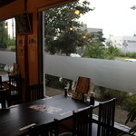 悠友亭 - テーブル席2