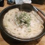 20738678 - 炊き餃子 〆のちゃんぽん