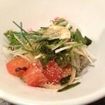 木温 - ◆夏野菜の薬膳やっこ
