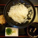 瀬戸内製麺710 - 冷やしうどん(H25.8.16)