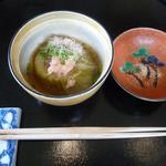 米茄子の煮物