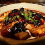 マダムリン 台北 - 料理写真:一番人気♪オリジナルマーボ豆腐