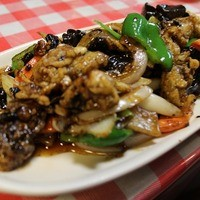 マダムリン 台北 - お料理一例