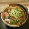割烹岩戸 - 料理写真:鴨南蛮そば(1,300円)