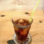プリティシモ カフェ テザンリシュ - 有機アイスティー