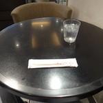 銀座コージーコーナー - テーブルセッティング