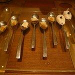 イル テアトリーノ ダ サローネ - チーズの8クッキアイーニ(ハーフ&ハーフ)(2013.8)