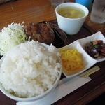 Ushi Kushi - 和牛ハンバーグ定食