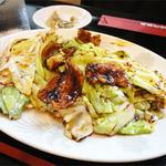 中華料理 瀋陽飯店 - 2013.08_ホイコーロー