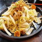 中華料理 瀋陽飯店 - 2013.08_塩やきそば