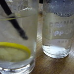 大衆酒場 一福 - レモンサワー