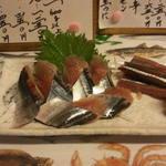 20753134 - 生サンマ刺身650円、釧路と言えば生サンマ