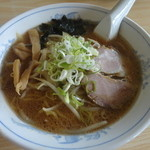 札幌ラーメン大門 - 味噌ラーメン