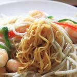 中華料理 DAIKEI - 海老もやし焼きそば
