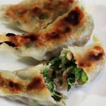 中華料理 DAIKEI - 餃子