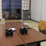民宿 はぎわら - 夕食のお部屋