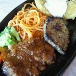 レストラン松新 - ミックスランチ♪¥750