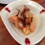福の根dining - 魚の南蛮漬け