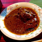 アジャンタ - マトンカレー