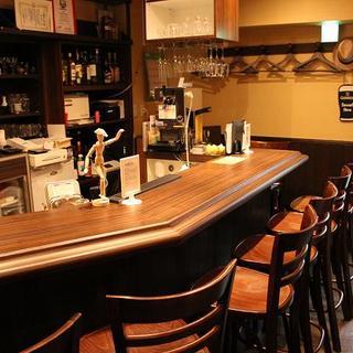 ソーシャルディスタンス牡蠣Bar