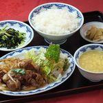 北京 - 焼肉セット 850円