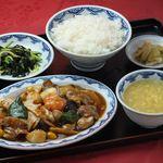 北京 - 八宝菜セット 1000円